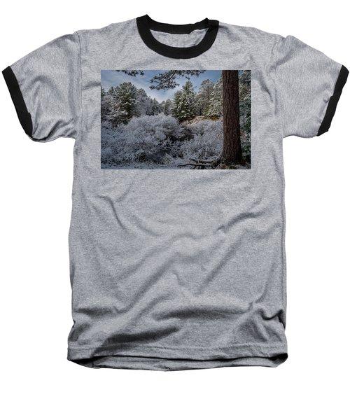 Novenber 1 On The Sucker River Baseball T-Shirt