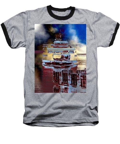 Now Arriving Baseball T-Shirt by Tim Allen