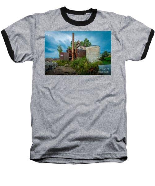 Now Cold Baseball T-Shirt
