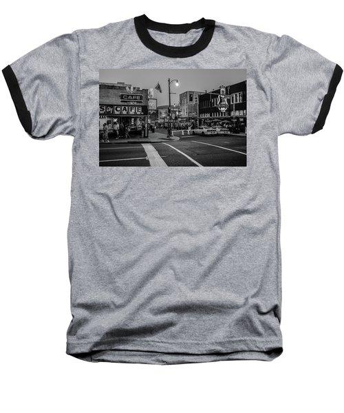 Now Entering Beale  Baseball T-Shirt