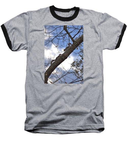 Now What? Baseball T-Shirt