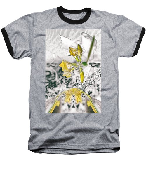 Now Where Were/are We? Baseball T-Shirt