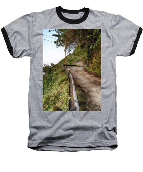 Nowhere But Up Baseball T-Shirt