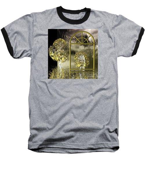 Nowhere-land Baseball T-Shirt