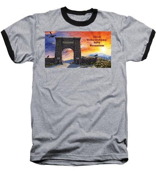 Nps Reunion Baseball T-Shirt