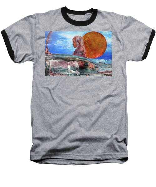 Nubian Dream  Baseball T-Shirt