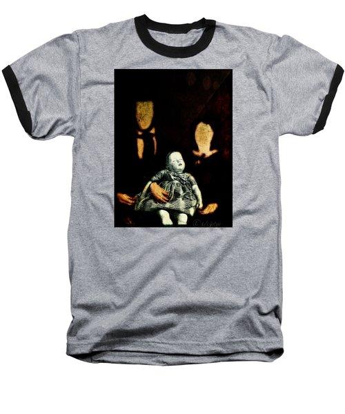 Nuclear Family Baseball T-Shirt