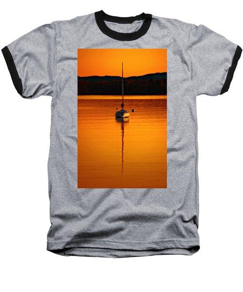 Nuclear Sunset Baseball T-Shirt