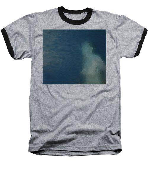 Nude Impression 18-3 Baseball T-Shirt