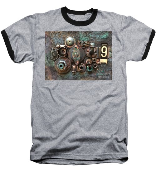Number 9 Baseball T-Shirt