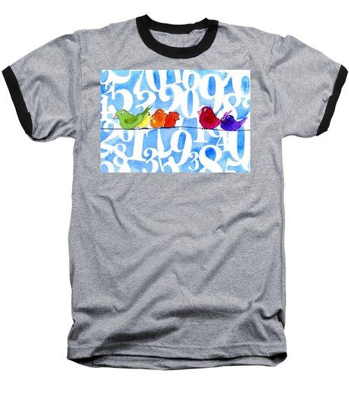 Numbirds Baseball T-Shirt