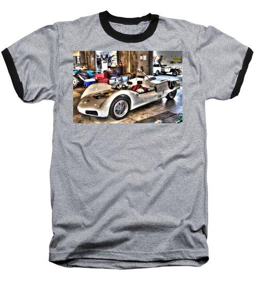 Nurburgring Baseball T-Shirt