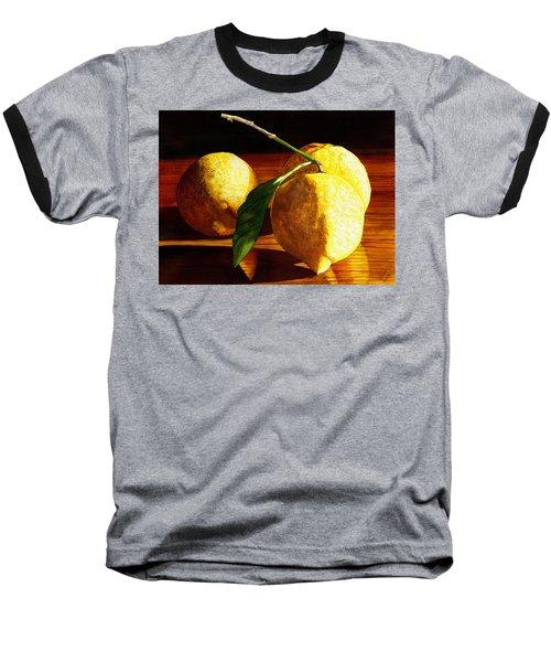 Nurse Beckys Lemons Baseball T-Shirt