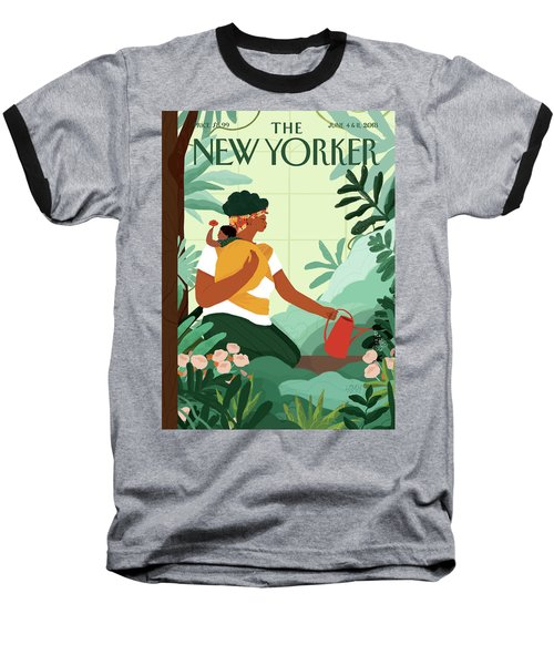 Nurture Baseball T-Shirt