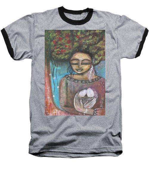 Nurture Nature Baseball T-Shirt
