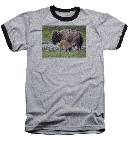 Nurtured Baseball T-Shirt by Elizabeth Eldridge