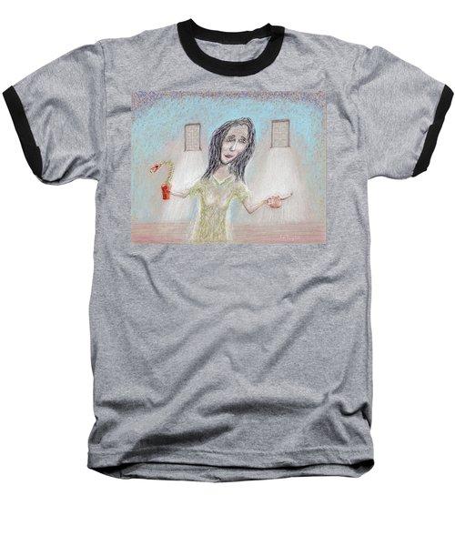 Nurtured Light Baseball T-Shirt