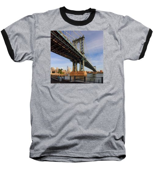 Ny Steel Baseball T-Shirt