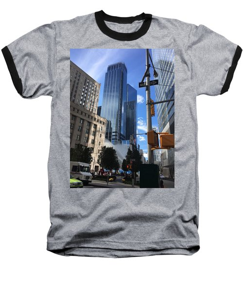 Nyc Day Baseball T-Shirt