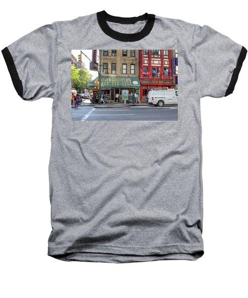 Nyc Deli And Grocery  Baseball T-Shirt