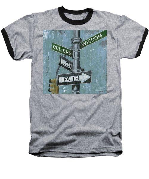 Nyc Inspiration 2 Baseball T-Shirt