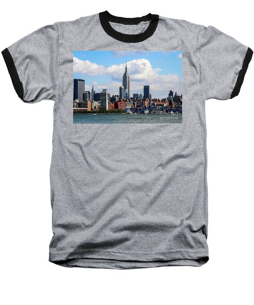 Nyc Westside Baseball T-Shirt