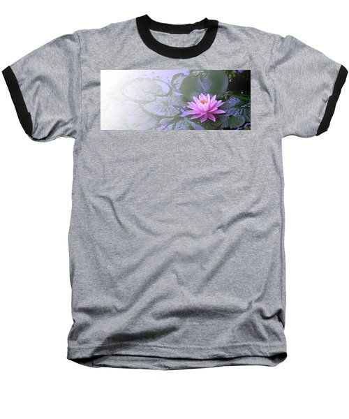Nz Lily Baseball T-Shirt