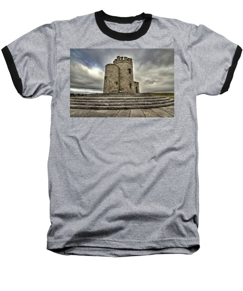 O Brien's Tower Baseball T-Shirt