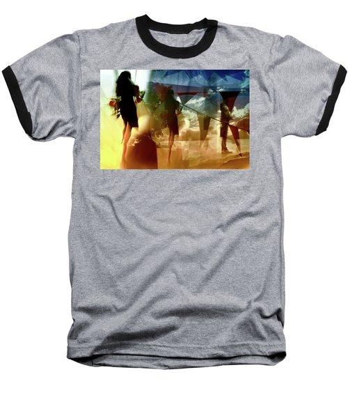 O How Much More Doth Beauty Beauteous Seem Baseball T-Shirt