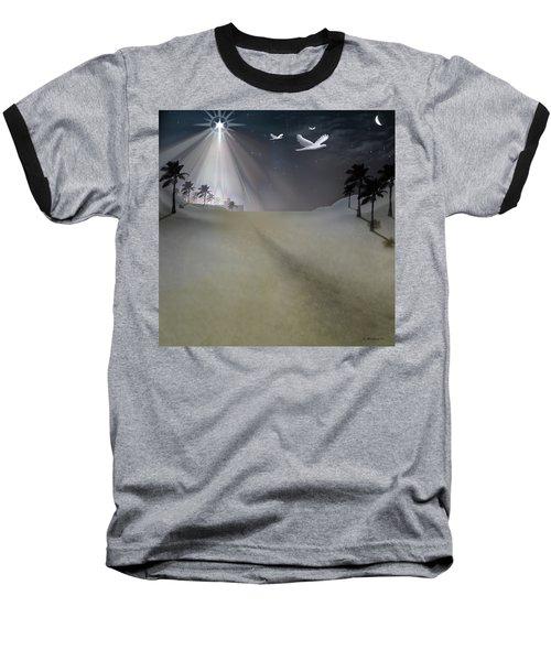 O Little Town Baseball T-Shirt