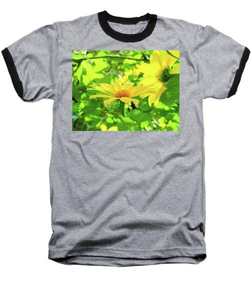 Oahu Sunshine Baseball T-Shirt