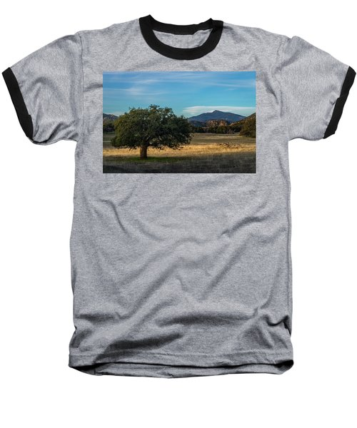 Oak And Cuyamaca Baseball T-Shirt