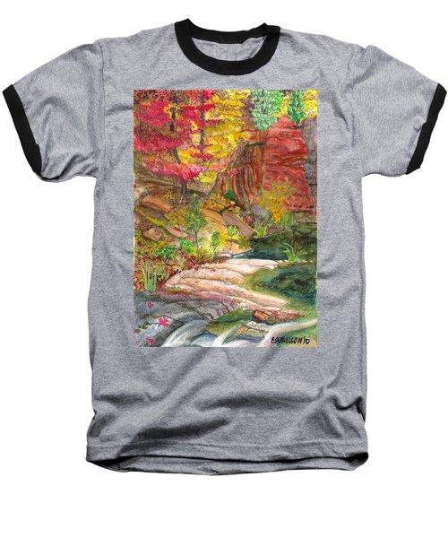 Oak Creek West Fork Baseball T-Shirt
