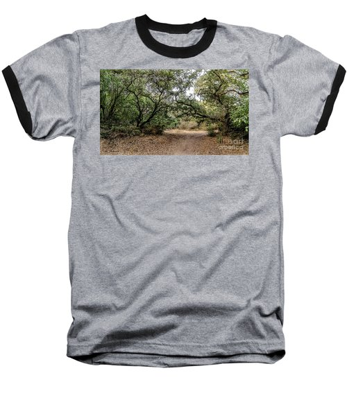 Oak Forest Trail Baseball T-Shirt