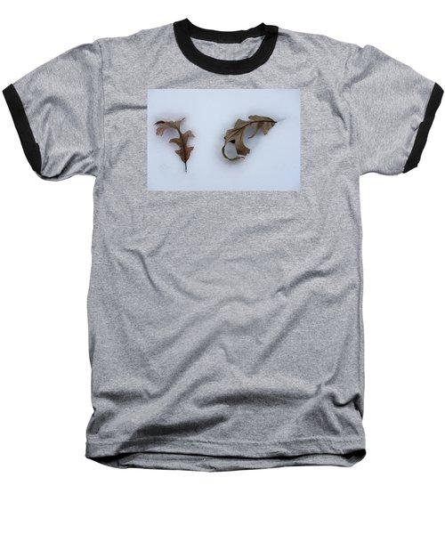 Oak Leaves Baseball T-Shirt