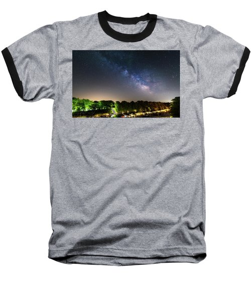 Oak Orchard Milky Way Baseball T-Shirt