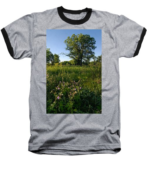 Oak Savanah Baseball T-Shirt