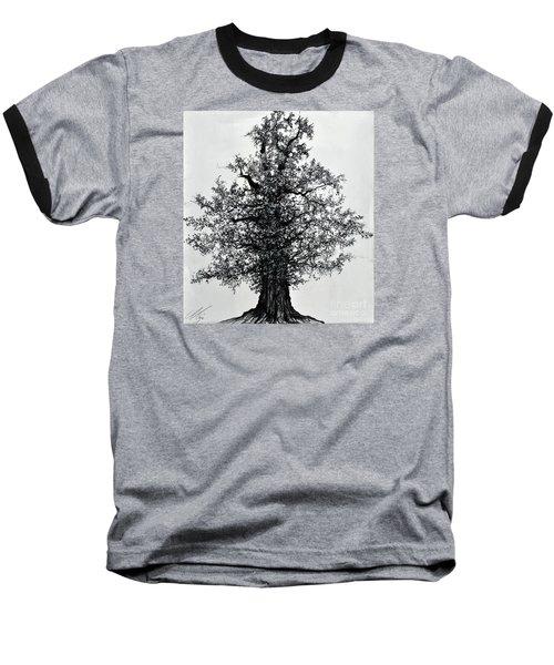 Oak Tree Baseball T-Shirt