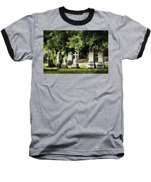 Oakdale Cemetery Baseball T-Shirt