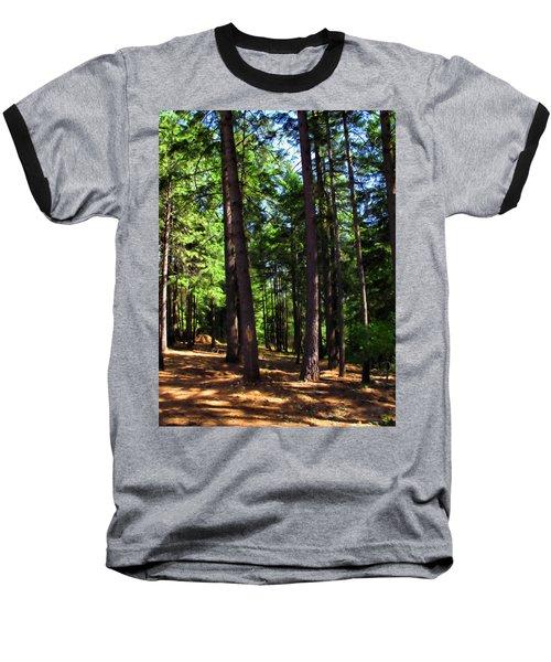Oakrun Forest Baseball T-Shirt