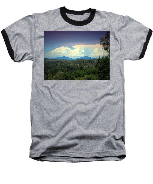 Oakrun Thunderstorm Baseball T-Shirt