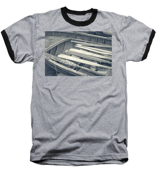 Oars Baseball T-Shirt