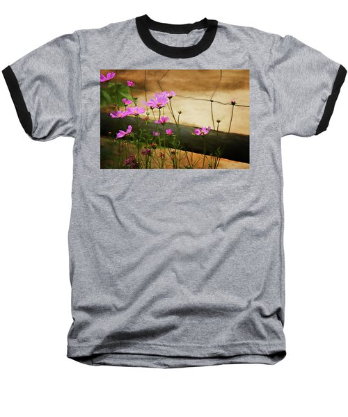 Baseball T-Shirt featuring the photograph Oasis In The Desert by Lana Trussell
