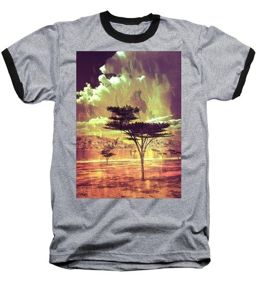 Oasis Baseball T-Shirt