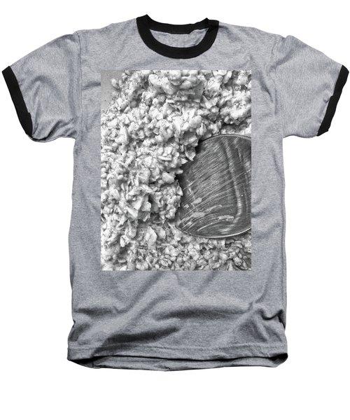 Baseball T-Shirt featuring the photograph Oatmeal by Robert Knight