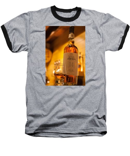 Oban Whisky Baseball T-Shirt