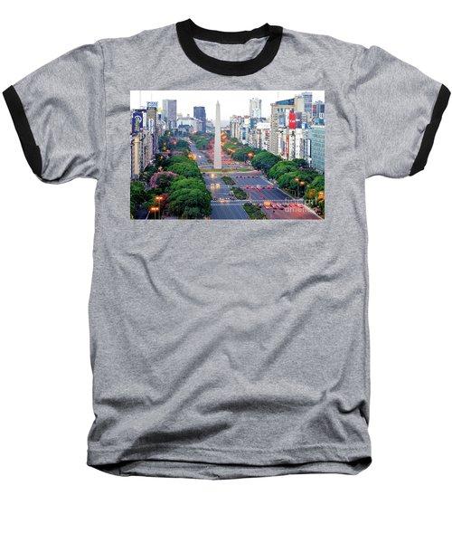 Obelisk 04 Baseball T-Shirt
