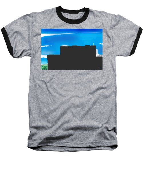 Obstructed View Baseball T-Shirt