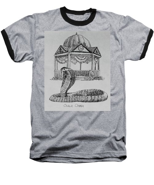Ocala Cobra Baseball T-Shirt