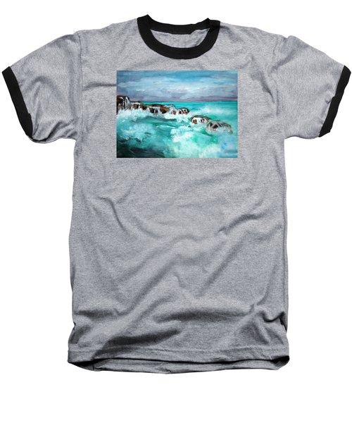 Ocean 14 Baseball T-Shirt